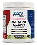 Creatine Clear- Sugar Free- Zero Carb Formula- Increase Muscle Mass & Raw Strength- 6170mg Creatine/Beta-Alanine Blend – Unflavored- 40 Serv Review
