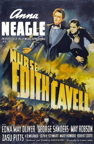 Nurse Edith Cavell by