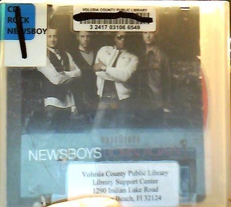 Born Again by Newsboys [2010] Audio CD