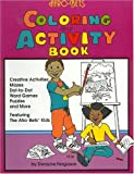 img - for Afro-Bets ABC Coloring and Activity Book book / textbook / text book