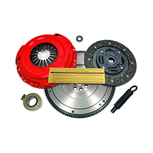 Pickup 1988 Toyota 4wd (EFT STAGE 1 CLUTCH KIT+HD OEM FLYWHEEL 84-88 TOYOTA 4RUNNER PICKUP 2.4L 2WD 4WD)