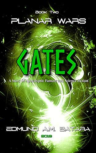 Book: Planar Wars - Gates (Book 2) by Edmund A. Manzano Batara