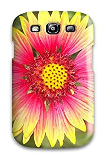 Protective Tpu Case With Fashion Design For Galaxy S3 (summer Flowers )