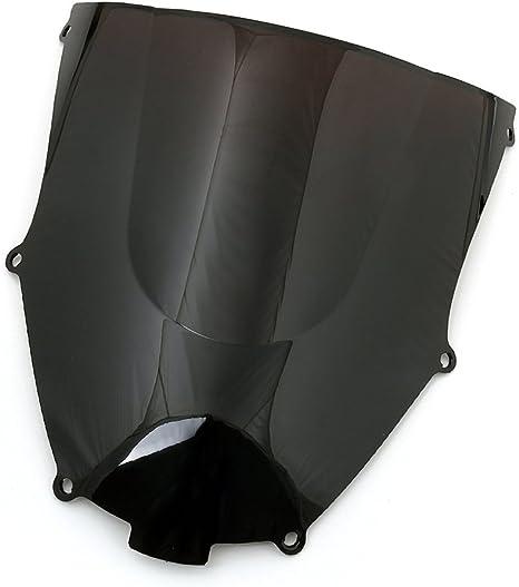 Amazon.com: Windscreen Windshield Double Bubble Kawasaki ...