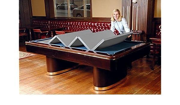 Campana piel 480 44 x 88 en - Convertible en mesa de billar ...