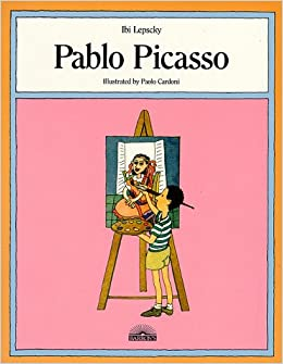 pablo picasso famous people series