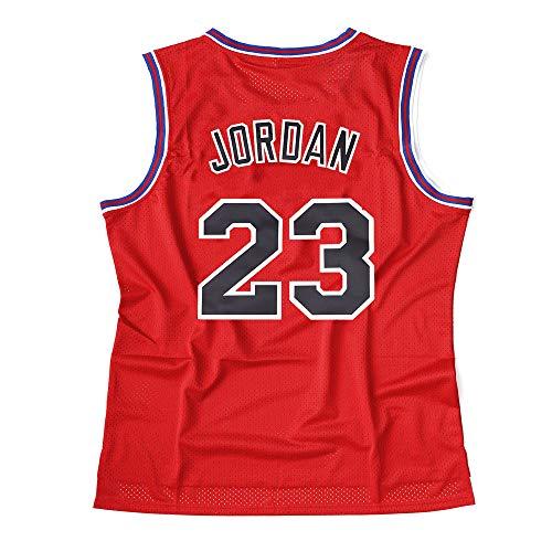 Youth Basketball Jersey 23# Space Jam Jersey Movie