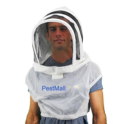 Beekepper Tool - Beekeeping Fencing Veil Pullover Vest -Beekeeping / Beekeepers Veil- Eco Keeper