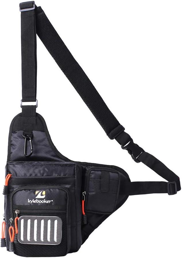 Kylebooker Fishing Tackle Storage Bags