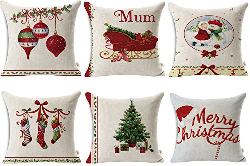 HOSL SD40 Merry Christmas Series Blend Linen
