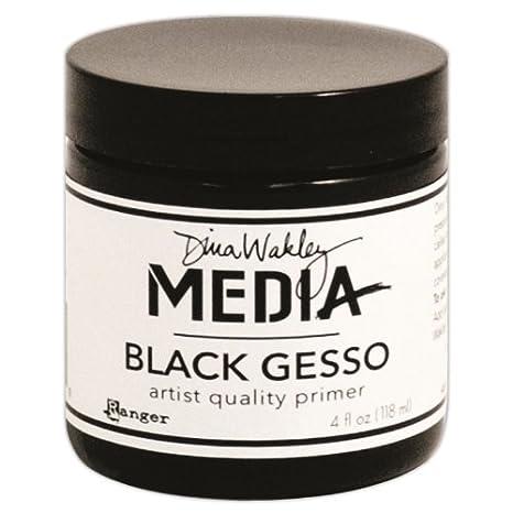 schwarz Ranger Dina Wakley Media Gesso