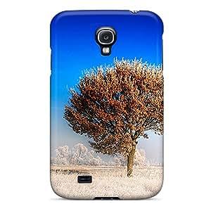 New Galaxy S4 Case Cover Casing(frozen Grass)