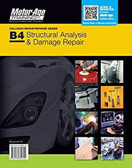 ase b4 practice test structural analysis damage repair rh amazon com