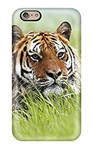 For SamSung Galaxy S4 Case Cover Protective Case With Look - Amazing Siberian Tiger