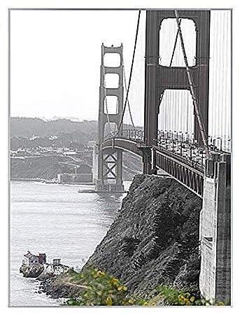 Amazoncom Frametory 18x24 Metal Art Wall Frame Aluminum Photo
