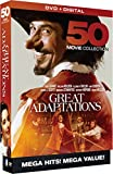 Great Adaptations - 50 Movie MegaPack - DVD+Digital