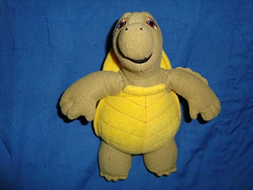2006 Turtle - 2006 Over the Hedge Plush -- Verne the Turtle -- 8