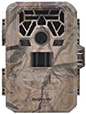 """XIKEZAN 16GB No Glow HD Trail & Game Camera 1080P 12MP Motion Activated Wildlife Hunting Cameras with 2.0\"""" LCD Screen Infrared Night Vision Trail Cam Bestguarder 1 Year Warranty"""