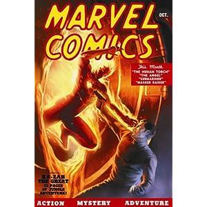 Golden Age Marvel Comics - Volume 1 John Compton, Ray Gill, Stockbridge Winslow and Carl Burgos