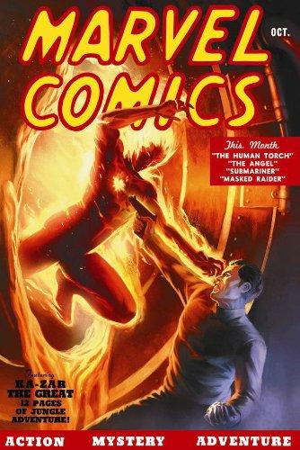 Golden Age Marvel Comics - Volume 1
