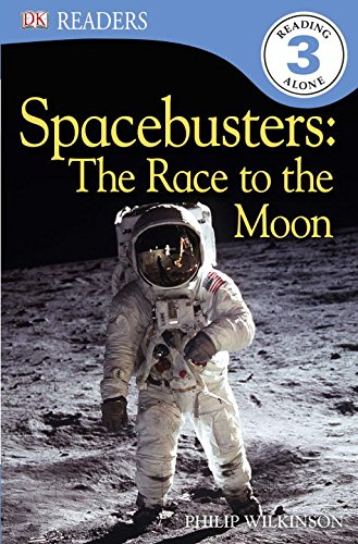 Read Online DK Readers L3: Spacebusters: The Race to the Moon ebook