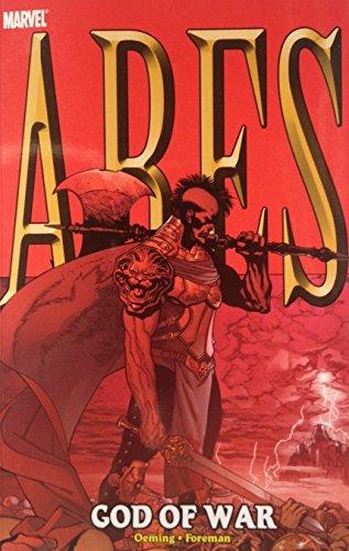 Ares: God of War (Marvel Comics)