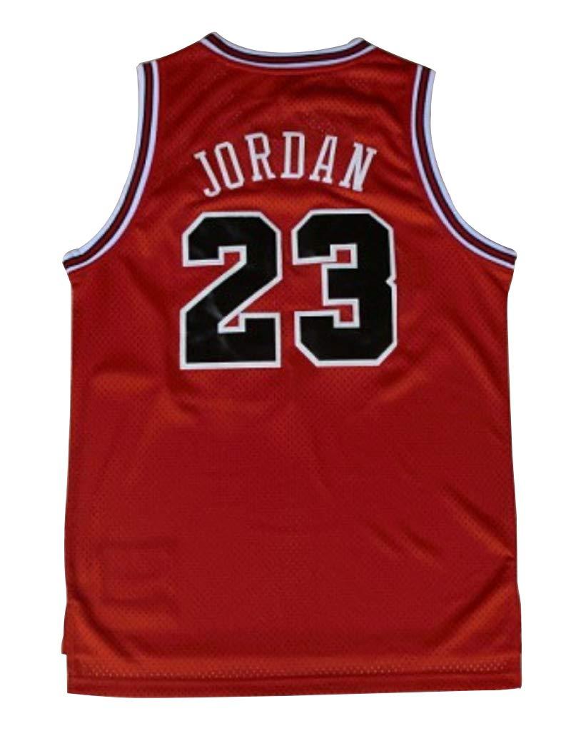 XH-Sport Camiseta de los Hombres, NBA Michael Jordan # 23 ...