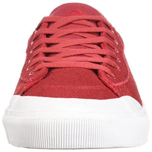 Herren Skateschuh Emerica Indicator Low Skateschuhe red/white