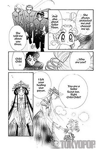 Sailor Moon Stars # 3 by TOKYOPOP (Image #3)