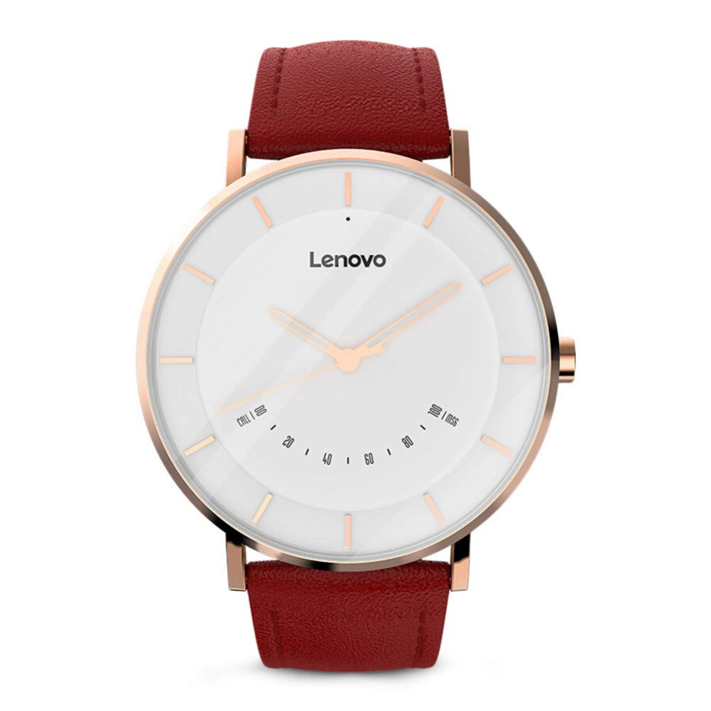 SZPZC Lenovo Watch S Smartwatch 5Atm Reloj De Cuarzo ...
