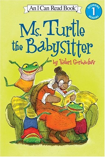 Ms. Turtle the Babysitter (I Can Read Book 1) pdf