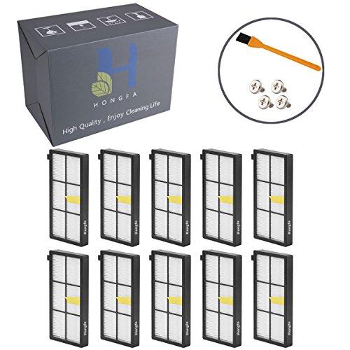 10pcs irobot Roomba 980 Hepa Filters