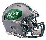 NFL New York Jets Alternate Blaze Speed Mini Helmet