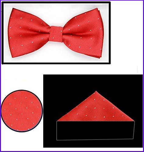 IXI.XIX Corbata de moño Color Violeta, versión Inglesa de Hombre ...