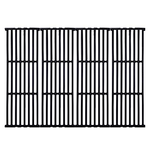 Gill Valueparts Grates for Broil King 922164, 958050, Baron 440, 11141,11241, 922167, 921554, 921557, 962554, 962557, 962564, Baron 340, Baron 420, Baron 490 - Matte Enamel 17 3/8 x 25 1/2