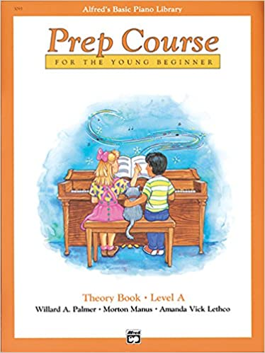 `UPDATED` Alfred's Basic Piano Prep Course Theory, Bk A: For The Young Beginner (Alfred's Basic Piano Library). ancient Entrada family takes device