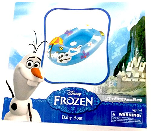 Disney Frozen Olaf Inflatable Float
