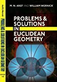 img - for Problems and Solutions in Euclidean Geometry (Dover Books on Mathematics) book / textbook / text book