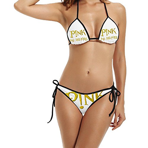 Singer Pink Album Cant Take Me Home Swimwear