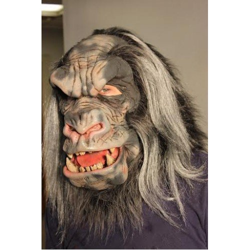 (Zagone Ancestor Mask, Ancient Gorilla, Grey Ape,)