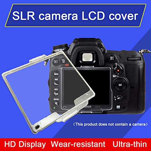 WH1916 Screen Protective Cover for Nikon D300, D300S SLR Camera (for BM-8)