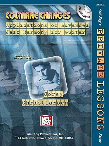 Download Coltrane Changes Book/CD set pdf epub