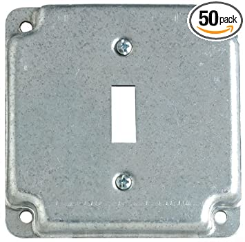 Steel city rs9 outlet box surface cover square raised 4 inch steel city rs9 outlet box surface cover square raised 4 inch sciox Choice Image