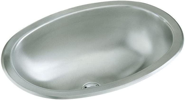 STERLING 1186-0 Oval Lavatory Sink
