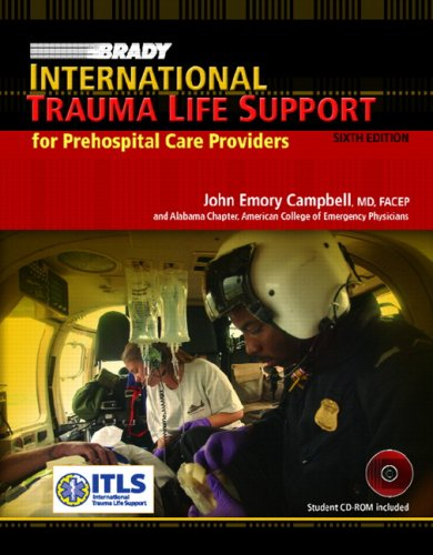 (International Trauma Life Support (6th Edition))