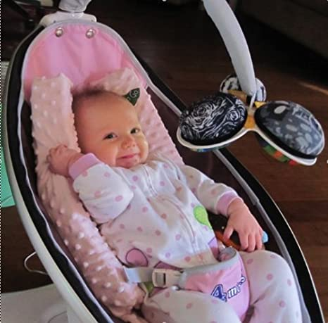 Amazon.com: Posicionador infantil Snuggin Go, Cojín ...