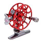 XINYI Full Metal Ultra-Light Former Ice Fishing Reels Wheel Fly Fishing Reel Aluminum