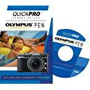 Olympus PEN Series Instructional DVD by QuickPro Camera Guides