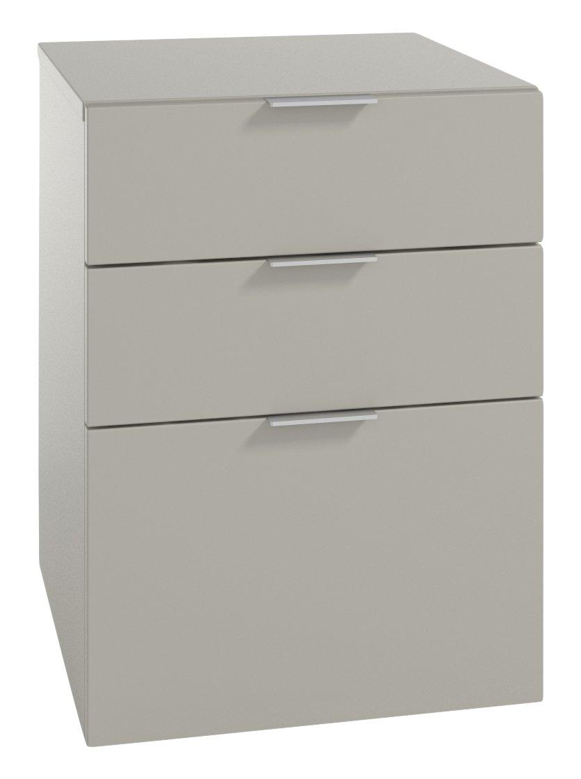 LOWE meubles tiroirs un associable Module 45 x 47 x 60 cm gris