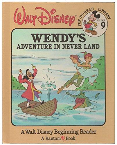 Wendy s Adventure in Never Land (Walt Disney Fun-T…